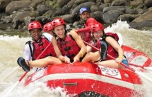 Private Tour: Mambo Combo Rappel & Raft