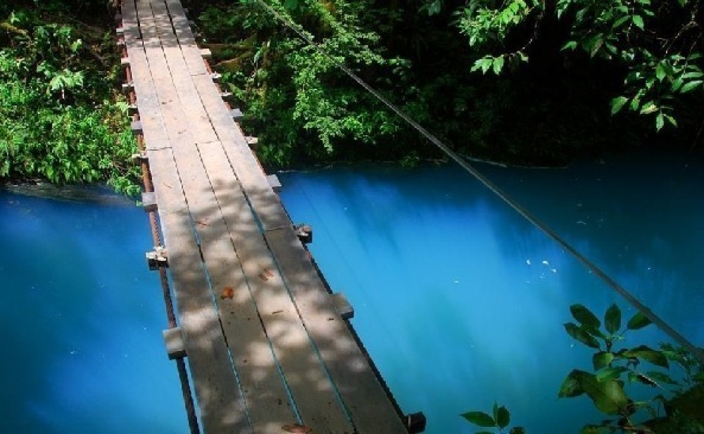 Guanacaste: Rio Celeste Park & Tenorio Volcano Guided Hike