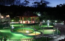 Arenal Combo: Waterfall + Campesino + Lunch + Hot Spring + Dinner