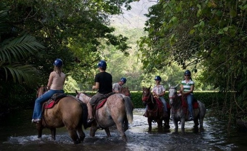 Guanacaste Combo: Horse Ride, Miravalles Volcano, Body Treatment