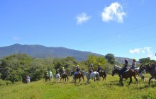 Guanacaste Combo: Canopy, Horseback Riding, Waterslide, Mud Baths