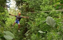 Guanacaste Combo: Zipline, Horseback, Hot Springs, Mud Baths