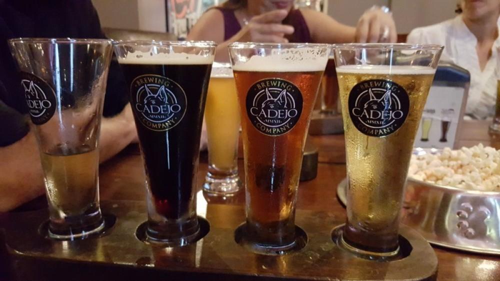 Stop Over San Salvador Brewing Tour (Unguided Tour)