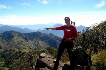 A picture of Trek from Xela to Lake Atitlan