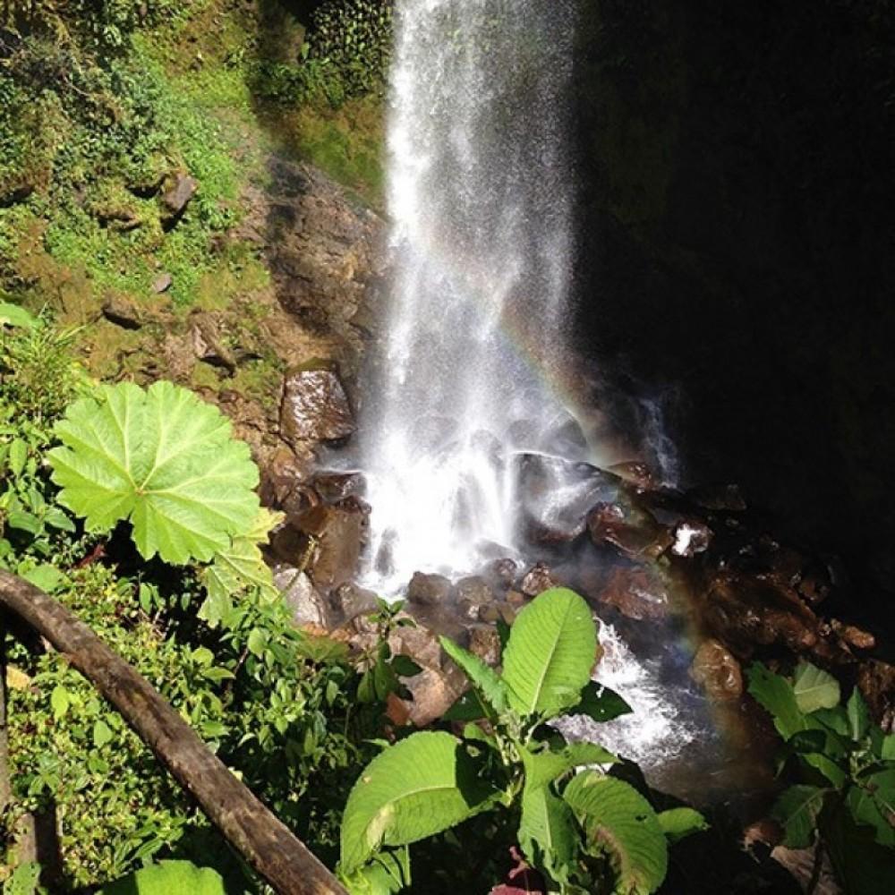 Three Waterfalls Hiking Tour