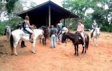 Horseback Riding & Monkey Sanctuary