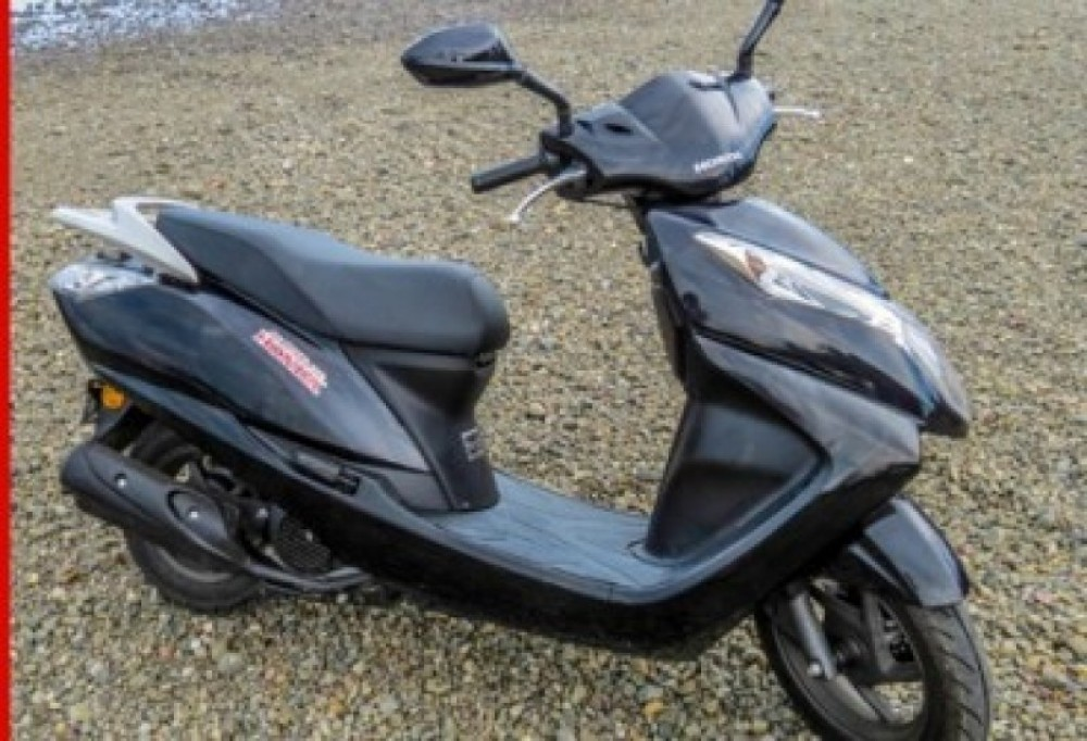 Moped Scooter (125CC) Rental