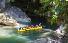 Cave Tubing, Zipline & Xunantunich Tour