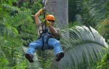 Cruiseship Tour - Zip Line & Belize Zoo Tour