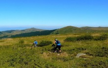 Vitosha Trail Hunter one day mtb trip around Sofia,Bulgaria
