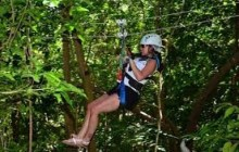 Mystic Mountain Canopy Zipline Tour from Ocho Rios