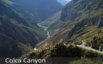 A picture of Colca Canyon (From Arequipa To Arequipa) - 2 D - 1 N PRIVATE TOUR