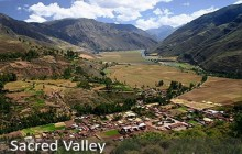 South Valley of Cusco biking tour with Pisaq market (Full Day)
