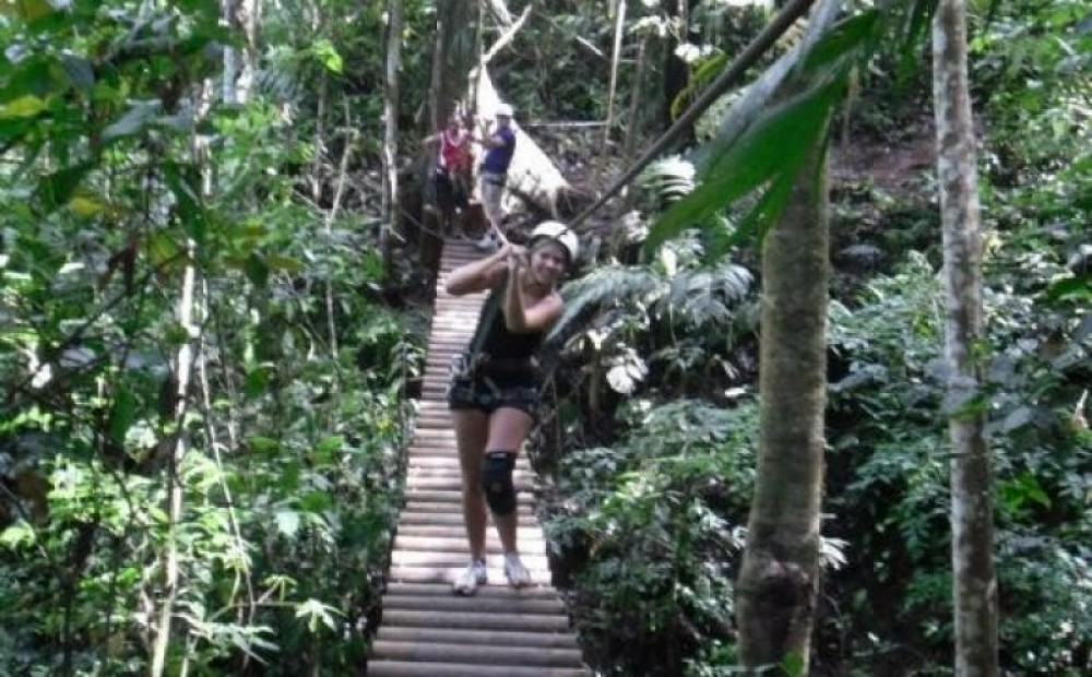 The Jungle Adventure - Puerto Viejo