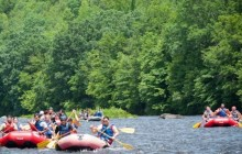 Whitewater Rafting From NYC