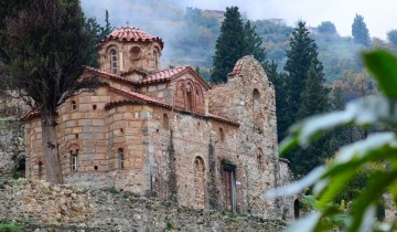 A picture of 2 Day Private Tour of Sparta, Mystras & Monemvasia - Overnight