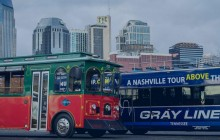 Nashville Music City Hop On Hop Off Bus