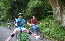 Blue Mountain Bicycle Tour from Runaway Bay