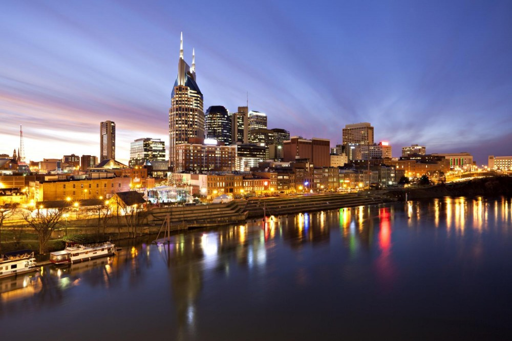 Nashville Nights & Lights with Dinner