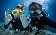 PADI Discover Scuba Diving in Puerto Plata