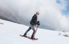Snow Shoe trekking