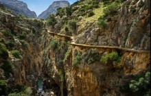 Caminito del Rey Hiking Tour from Seville