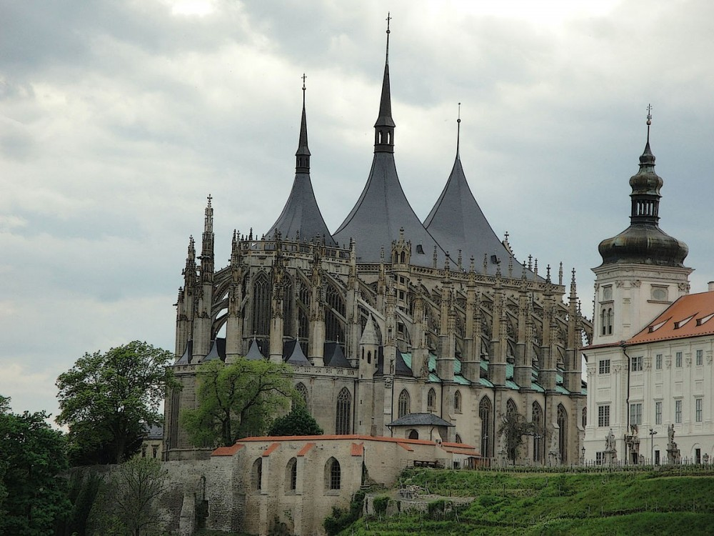 St. Barbara's Church, Kutná Hora