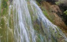 Zipline con Cascada