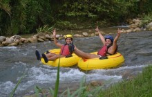 River Rapids Jungle Tubing Adventure from Falmouth
