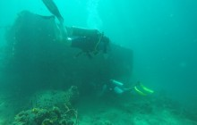 The Wreck - 2 Dives