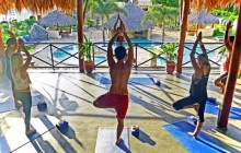 Flow Yoga in San Juan Del Sur