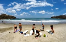 Learn to Surf in San Juan Del Sur - (Remanso Beach)