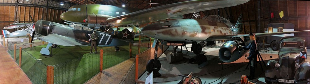 Prague Aviation Museum