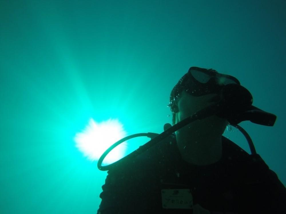 Bouy Line: 2 Dives