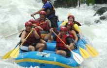 White Water Rafting class 2 and 3