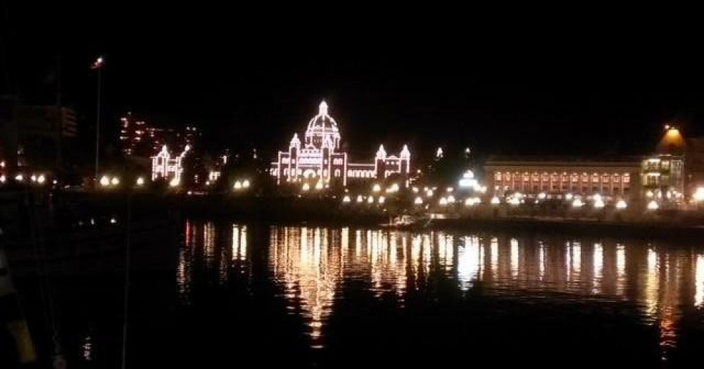 Private Two Hour Luxury City Tour of Victoria