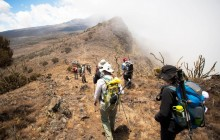 7 Days Mount Kilimanjaro trekking (Lemosho route)