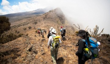 A picture of 7 Days Mount Kilimanjaro trekking (Lemosho route)