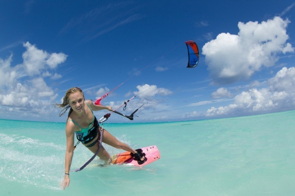 Kiteboarding Lessons - Fast Track