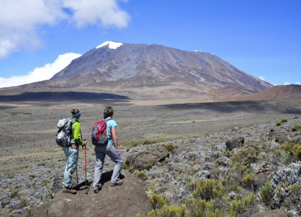 8 Days Mount Kilimanjaro trekking (Lemosho route)