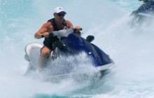 Southside Jet Ski Tour with Lunch