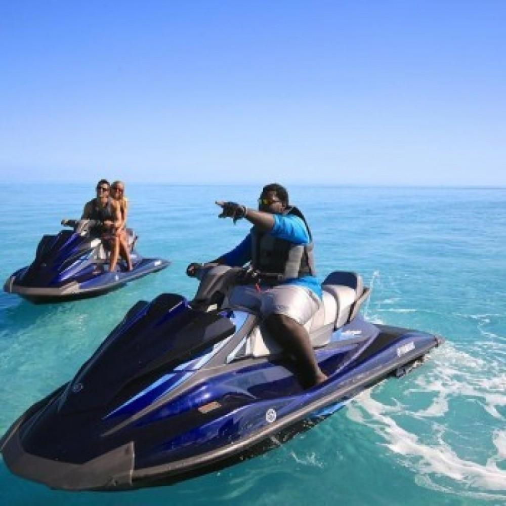 Combo Seafari Jet Ski Tour