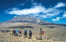 6 Days Mount Kilimanjaro trekking (Machame route)