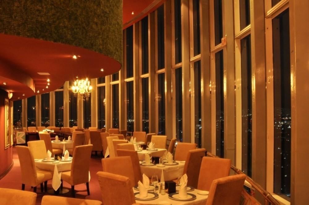 Gala Dinners Revolving Bellini Restaurant