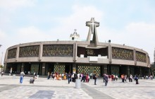 Basilica Of Our Lady Of Guadalupe, Mexico