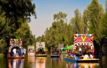 Mexico City Tour & Xochimilco