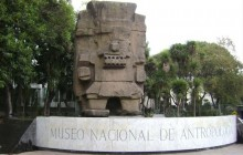 Mexico City Tour & Anthropology Museum
