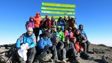 A picture of 5 Days Mount Kilimanjaro trekking through Marangu route