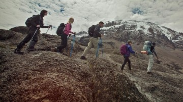 A picture of 6 Days Mount Kilimanjaro trekking through Rongai route
