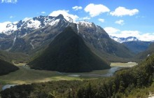 Routeburn Guided Walk Full Day